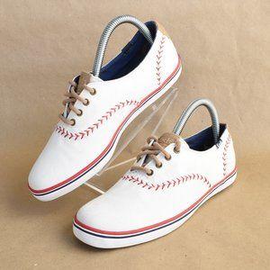 * KEDS Kickstart Pennant Women's Lace-Up Shoe